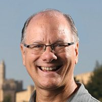 Rick Ridings,  Founder Succat Hallel (24/7 worship & prayer in Jerusalem), Israel